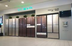 K.V.尼尔森德式冰箱首发上市618落户南阳万德隆