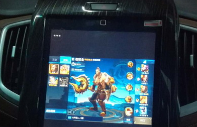 SWM斯威X7大屏之战 打造王者荣耀全新游戏乐趣